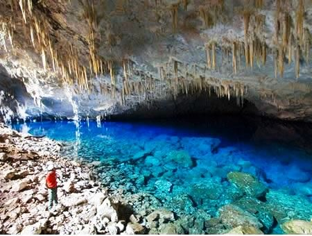 Amazing Caves Across the World