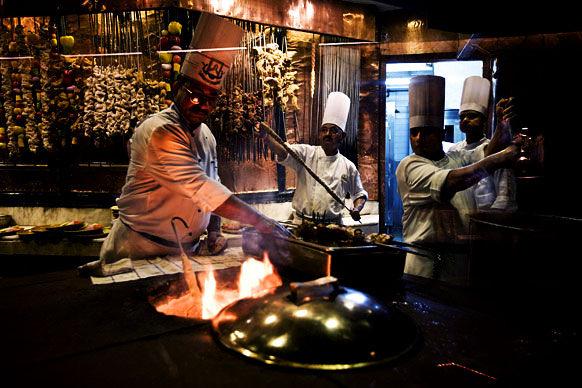 Best Rated Restaurants In Delhi