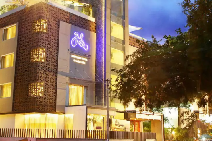 Hotels Near Bangalore Railway Station