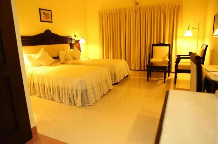 Hotels Near Kochi Airport