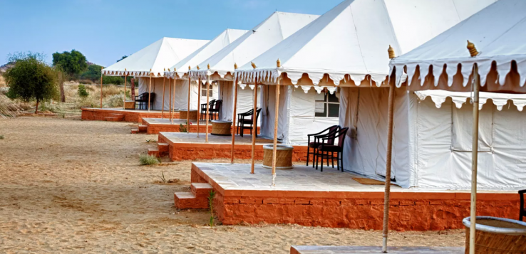 All You Need To Know About Camping In The Deserts Of Jaisalmer