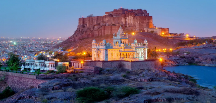 The Endless Beauty That Adorns In Rajasthan