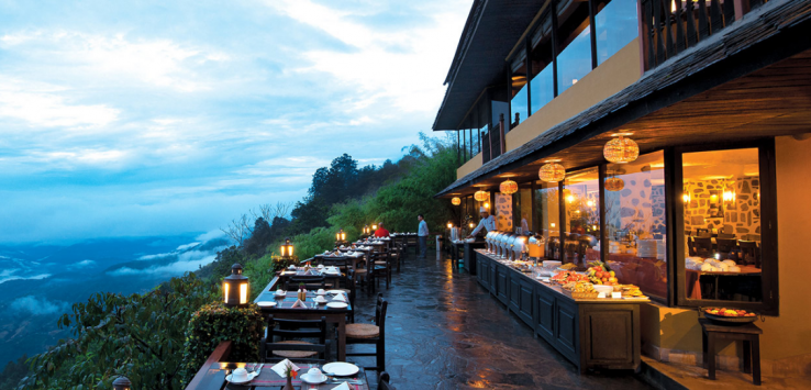 Stay in luxury hotels in Nepal