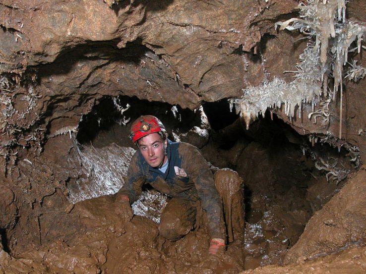 India's popular caving destination - Meghalaya