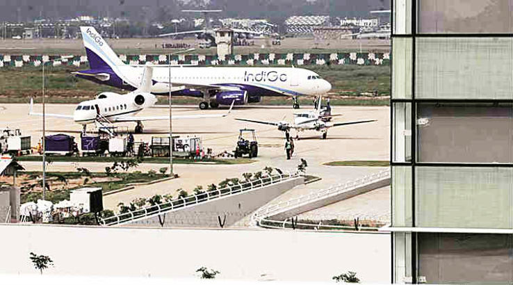 Indigo to Fly Its first international flight from Chandigarh