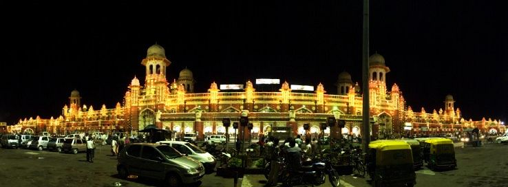 Most Amazing Railway Stations of Indian Railway