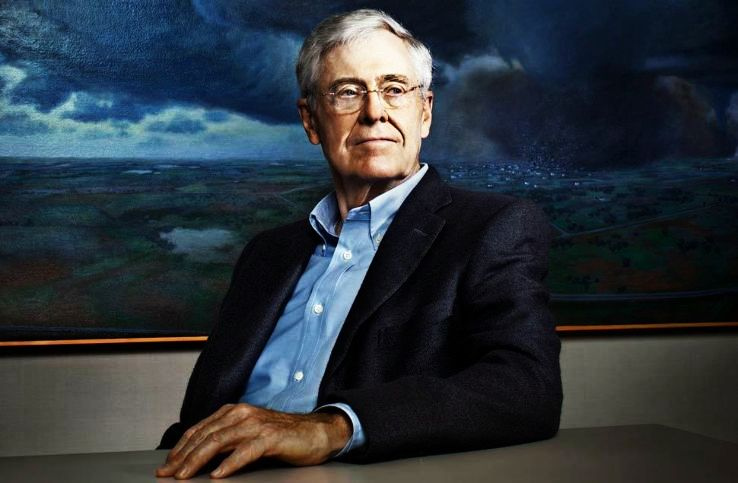 Top 5 richest people in world 2017 hello travel buzz for David charles koch