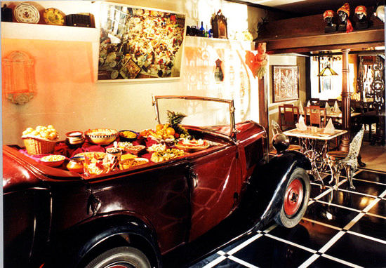 Indian Restaurants- Feast for the Senses