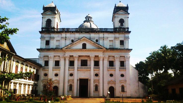 top churches in goa