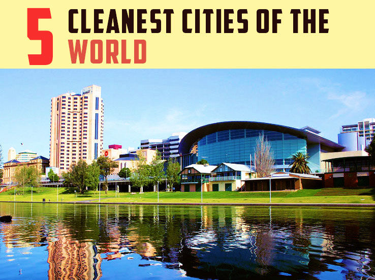 Cleanest Cities Of The World