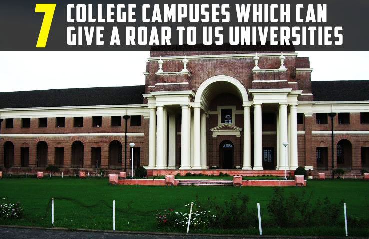 7 College Campuses Which Can Give a Roar to US Universities