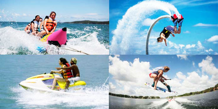 5 Famous Beaches for watersports in Goa during summer