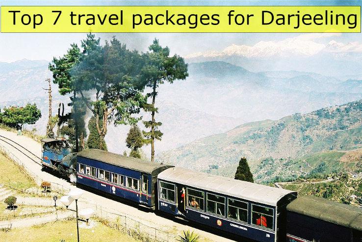 7 Best packages of Darjeeling