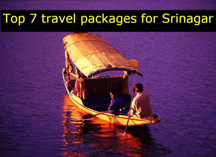 7 Best packages of Srinagar