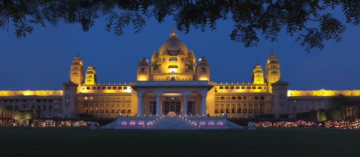 Rajasthans Royal Residence Turned Into A Hotel