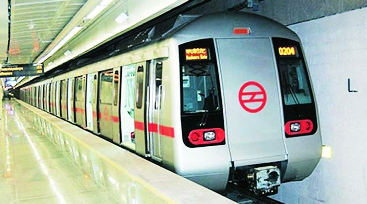 Check-in Service for Airline Passengers Now Available at Delhi Metro Stations