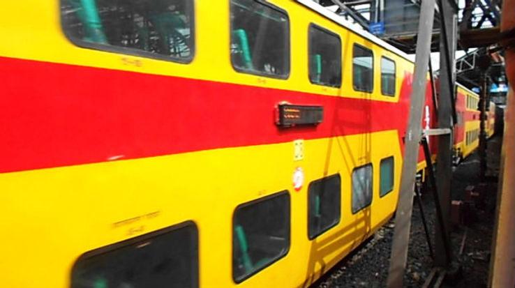 Mumbai to Goa in a double-decker Shatabdi train! How cool is that?