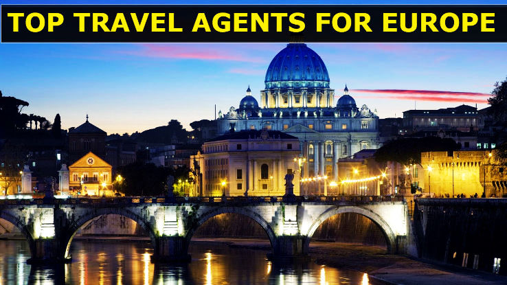 Top 15 Travel Agents For Europe