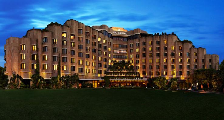 Most Romantic Hotels In Delhi