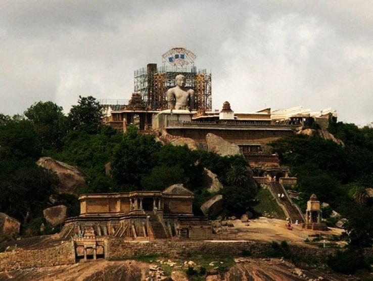 Gommateshwara Temple - Bahubali of India