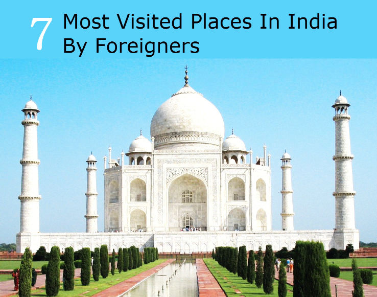 7 Most Visited Places In India By Foreigners Hello Travel Buzz