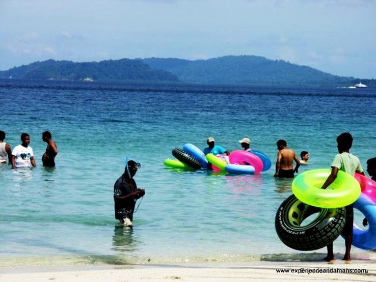 Leave Goa move to Andaman and Nicobar Island