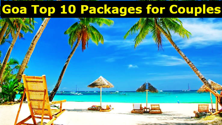 Top 10 Goa Packages for Couples