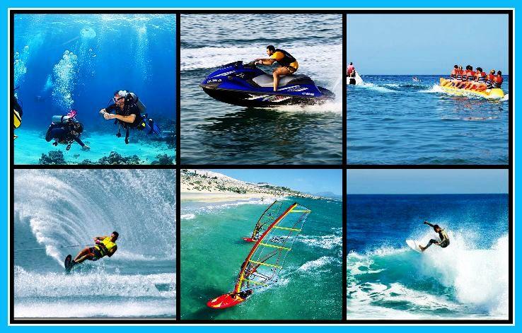 Goa restrict water activities on shore during monsoon season