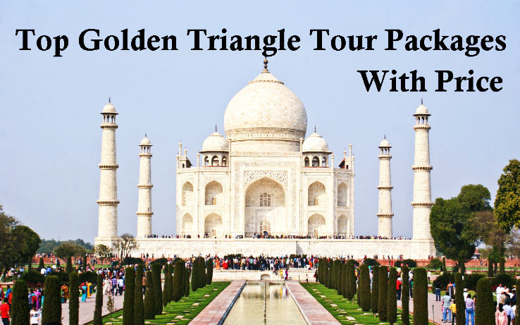 Top Golden Triangle Tour Packages With Price