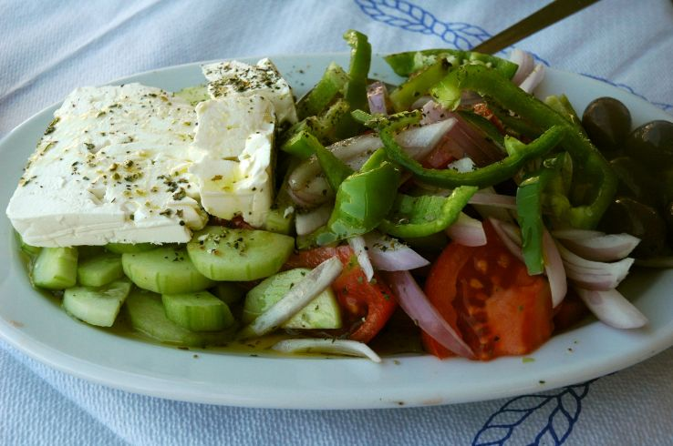Best cuisines of Greece