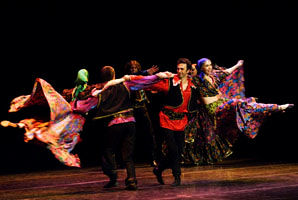 Russian Folk Dance : A Benign Experience for Spectators