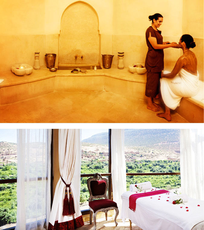 5 Luxurious Spa Experiences In The World