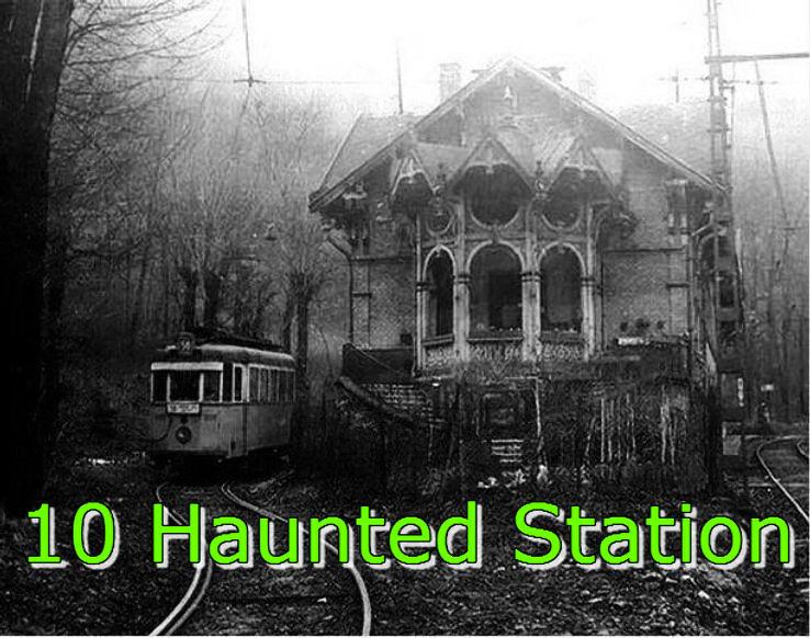 Haunted Station
