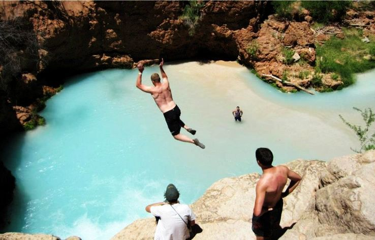 5 Incredible Natural Swimming Pools in the World