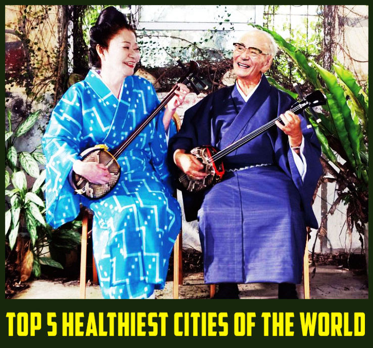 Top 5 Healthiest Cities Of The World : If You Were Given A Choice, Where Would You Live ?