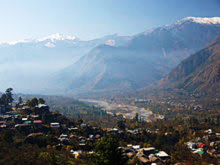 How to Reach Himachal Pradesh