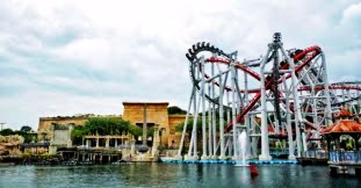 Top Theme Parks in Singapore