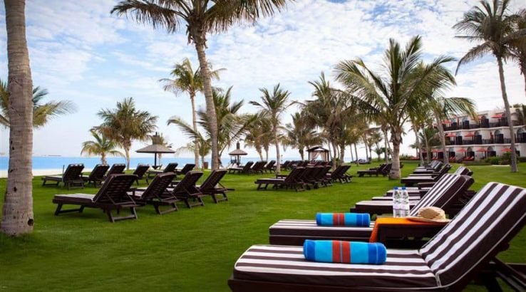 Luxurious Resorts In Dubai