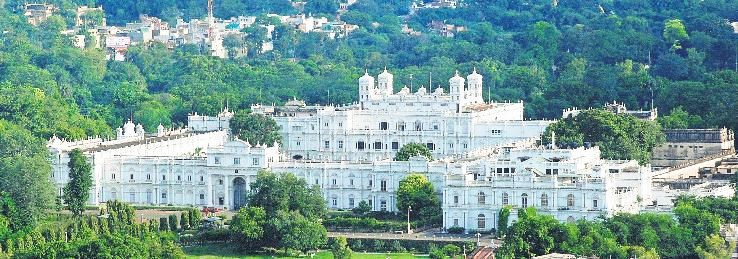 Most Magnificent Royal Palaces Of India