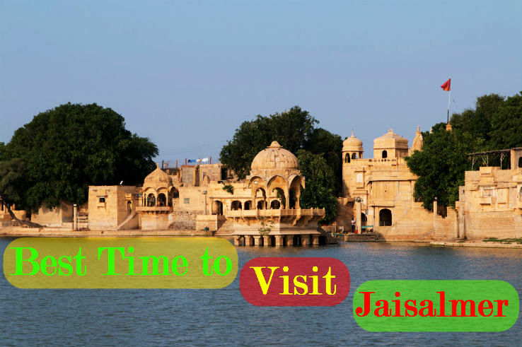 Best time to visit Jaisalmer