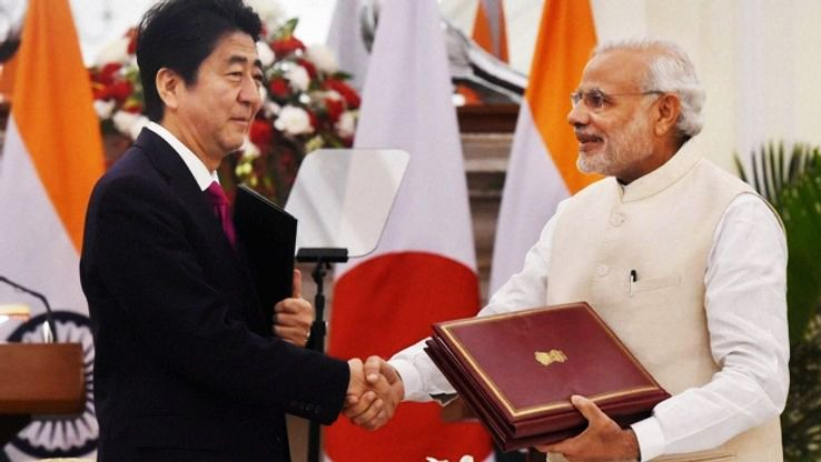 Japan-India Signs Agreement For Mumbai-Ahmedabad Bullet Train, Project Cost INR 98,000 Cr