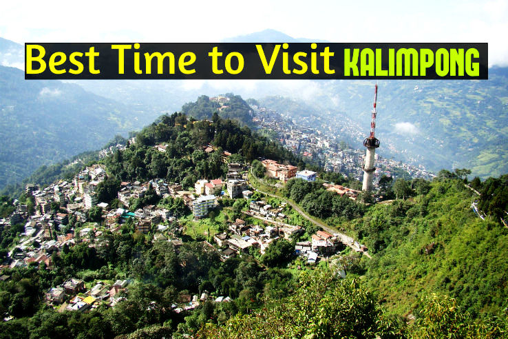 Best time to visit Kalimpong