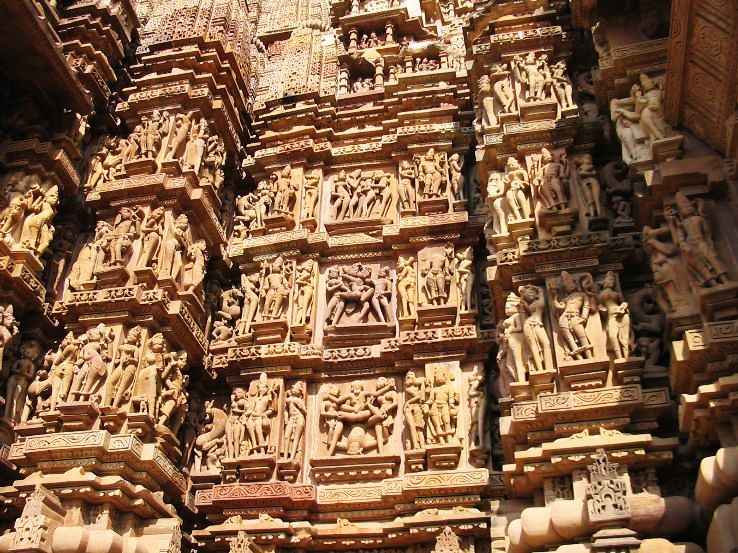 Khajuraho Severely Hit By The Reduced Number Of Foreign Visitors