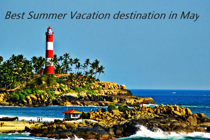 Best summer vacations destinations in India in may 2019