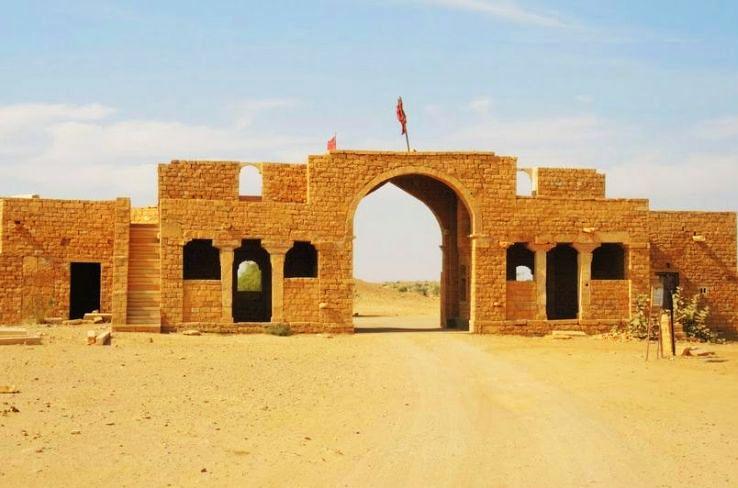 Kuldhara - The ghost village in Rajasthan