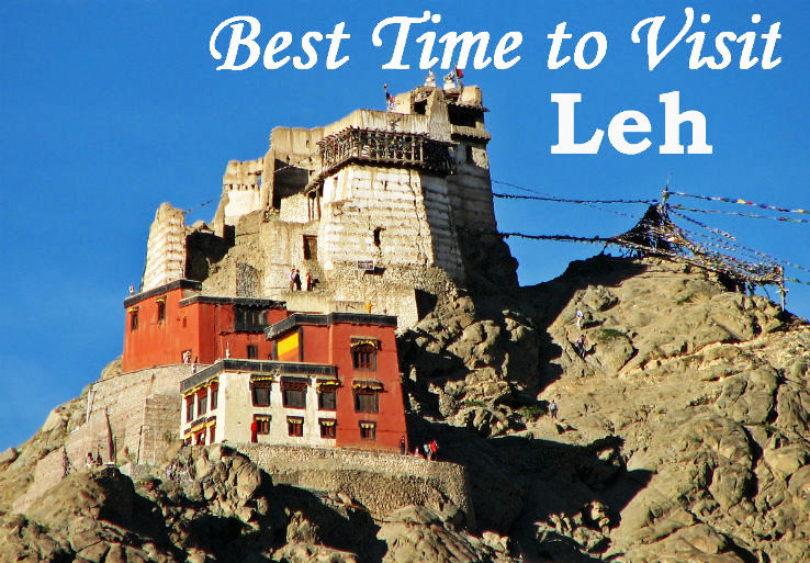 Best time to visit Leh