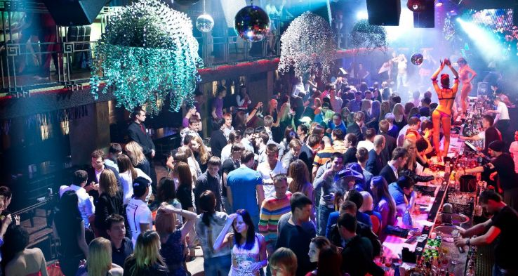Best nightclubs in Moscow for unique night outs