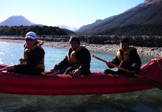 Adventure Sports in New Zealand- Blissful Family Options