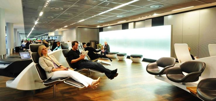 Get free Airport Lounge access, through your Debit or credit cards