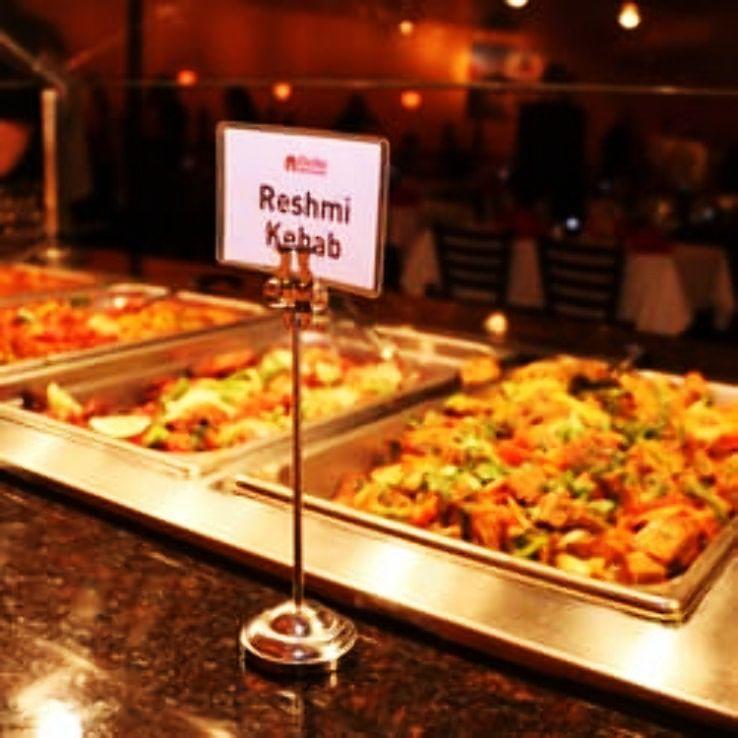 Indian restaurant in Las Vegas